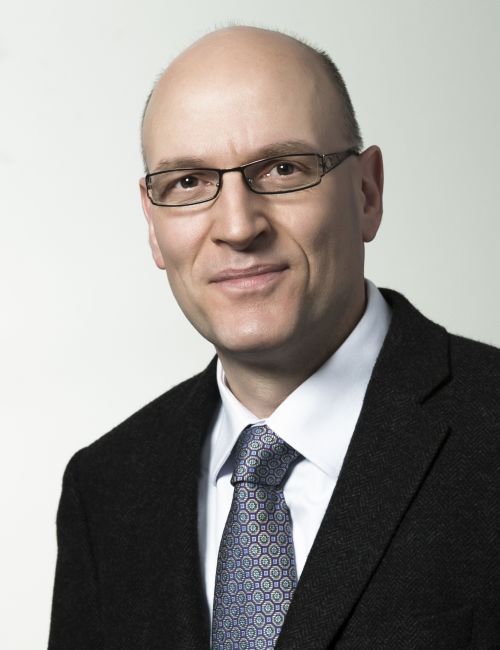 Dr. Mark Krieger