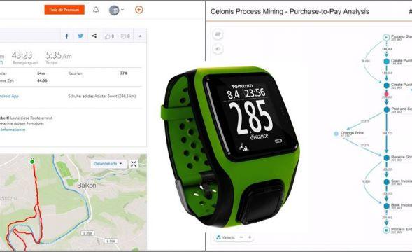 Process Mining: Fitness-Tracking für das ERP-System