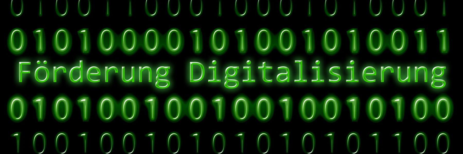 Förderung Digitalisierungsprojekte RKW