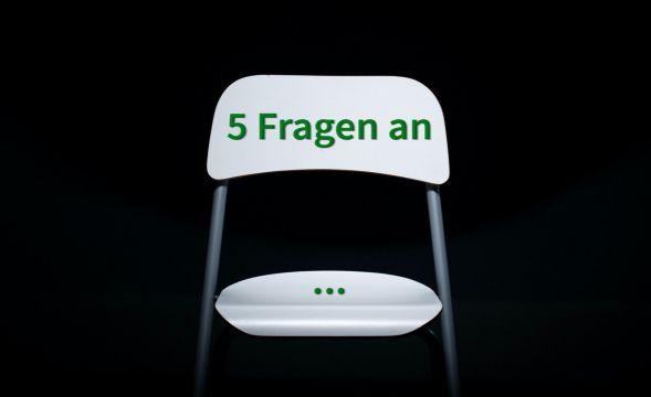 5 Fragen an : Thomas Pape, Krewel Meuselbach GmbH