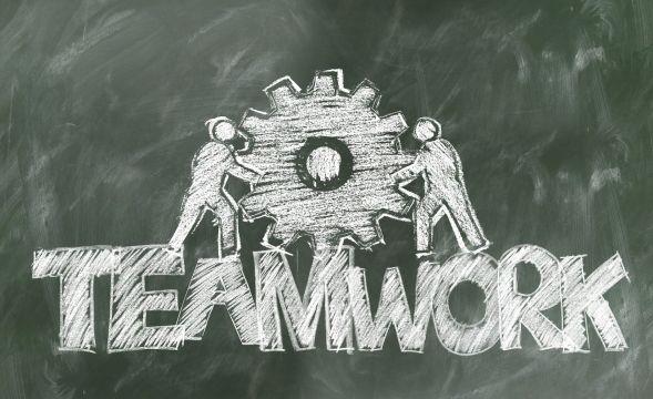 Technik und Einkauf sind Team-Mates