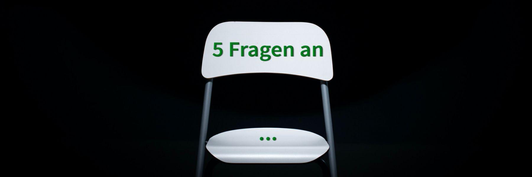 5 Fragen an : Christoph Woesler, Heidelberger Druckmaschinen AG